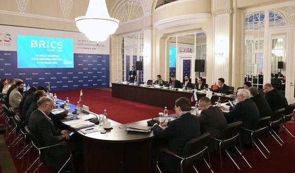 Заявление российского председательства в БРИКС о вспышке пневмонии, вызываемой новым типом коронавируса в Китае