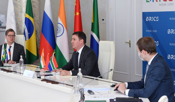 BRICS Agriculture Ministers discuss cooperation against the background of the pandemic