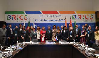 Эксперты подвели итоги Гражданского Форума БРИКС