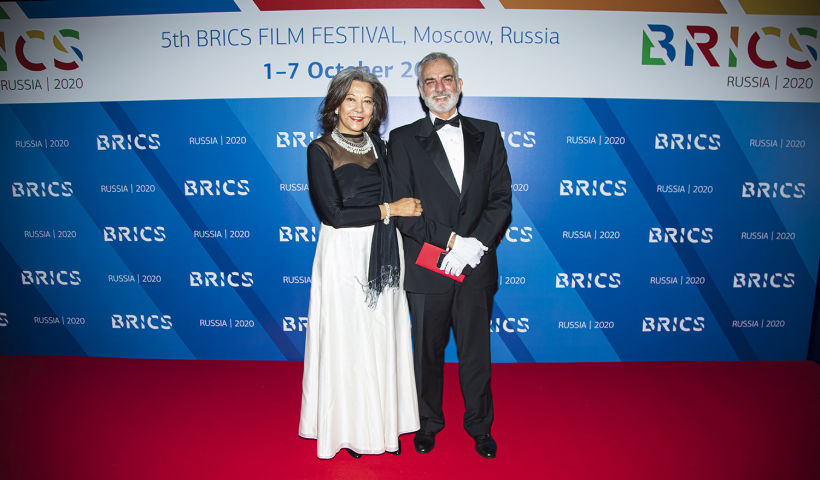 5th BRICS Film Festival starts at the Rossiya Theatre