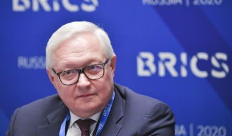 Russian BRICS Sherpa Sergei Ryabkov: BRICS can and must become a leader in shaping the global post-COVID architecture