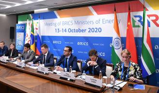 Приветственное слово Министра энергетики Российской Федерации А.В. Новака