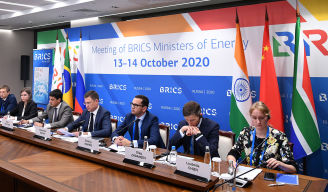 Welcome address by Minister of Energy of the Russian Federation Alexander Novak