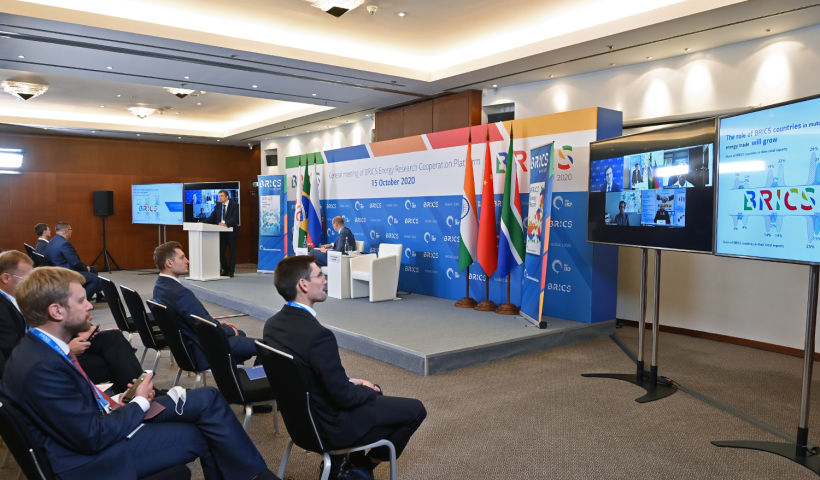 Anton Inyutsyn: The first joint report of the BRICS Energy Platform presents our vision of the group's role on the global energy stage