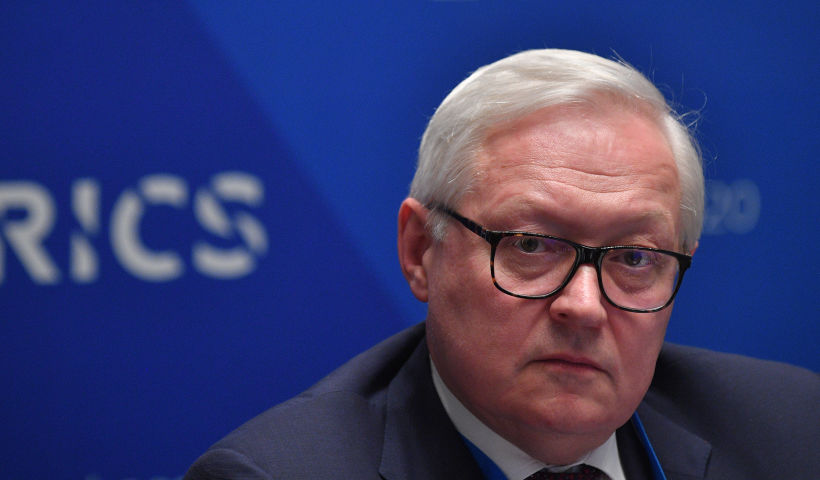 Deputy Foreign Minister Sergey Ryabkov's message to the BRICS Business Forum, Moscow, October 28, 2020
