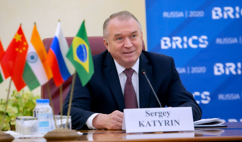 BRICS Business Council reviews the outcomes of its activities during the Russian BRICS Chairmanship in 2020