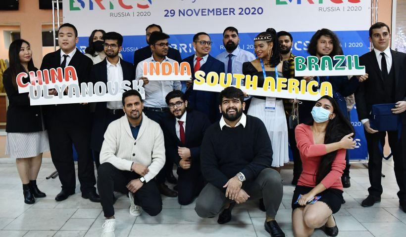 VI BRICS Youth Summit opens in Ulyanovsk