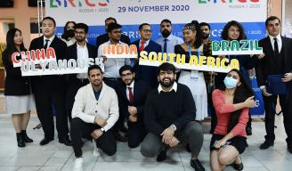 VI BRICS Youth Summit opens in Ulyanovsk