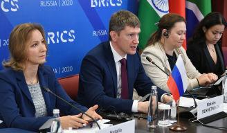 Вступительное слово министра экономического развития Российской Федерации Максима Решетникова