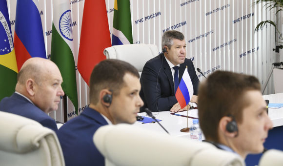 BRICS countries strengthen cooperation on disaster risk management