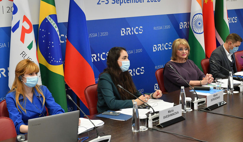 BRICS Ministers of Culture discuss current cooperation issues