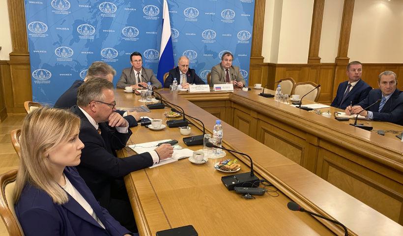 Страны БРИКС укрепляют сотрудничество на антитеррористическом направлении